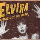 Elvira Spider Webs Tin Sign #1460