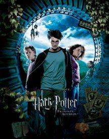 Harry Potter Movie Prisoner Of Azkaban Tin Sign #1346