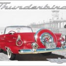 Ford Thunderbird Car Tin Sign #1271