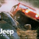 Jeep Country Tin Sign #1238