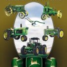 John Deere Tractor Tin Sign #727