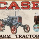 Case Tractor Tin Sign #1230