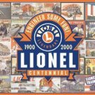 Lionel Train Tin Sign #933