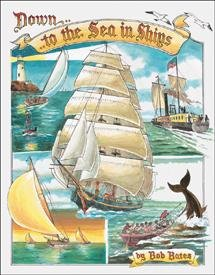 Ships And Sea Tin Sign #1285