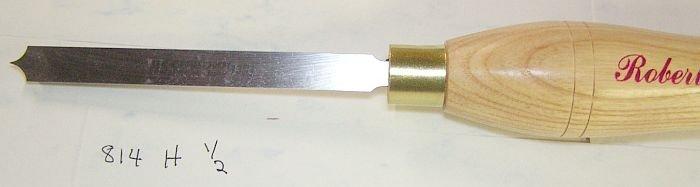 "Sorby 1.2"" Spindle Master Spindlemaster Woodturning 812H"
