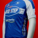 100% POLYESTER QUICKSTEP Cycling Jersey Mens