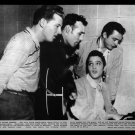 MILLION DOLLAR QUARTET POSTER 1956 Elvis Presley RARE