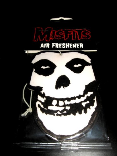 Misfits Air Freshener Band Punk Emo Goth Design
