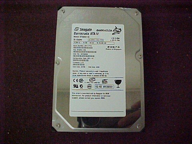 40GB Hard Drive