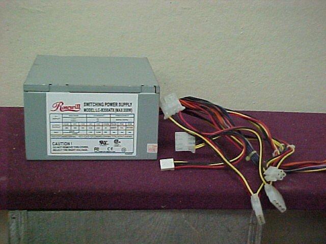 250W ATX Power Supply
