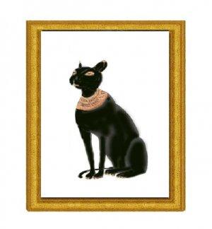 Bast, Egyptian Cat Goddess, Goddess of Love