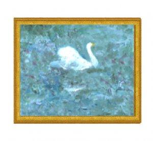 Swan Upon the Lake