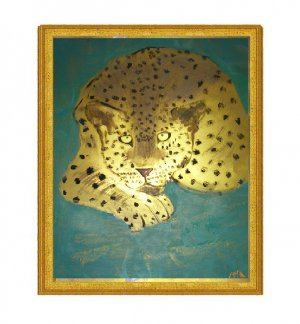 Leopard in Repose