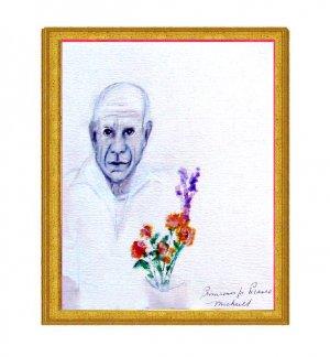Primroses for Picasso