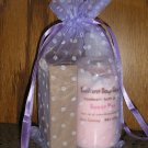 Soap and Salt Scrub  Gift Bag