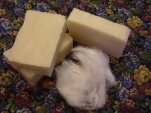Silk- Hot Process Soap