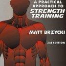 A Practical Approach to Strength Training, book by Matt Brzycki