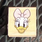 Disney Rubber Stamp - Daisy Duck Head by Rubber Stampede