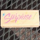 Rubber Stamp - Surprise by Rubber Stampede NEW