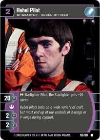 #152 Rebel Pilot