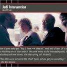 #144 Jedi Intervention