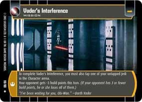 #118 Vader's Interference