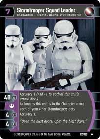 #112 Stormtrooper Squad Leader