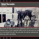 #104 Rebel Surrender