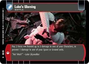 #93 Luke's Warning