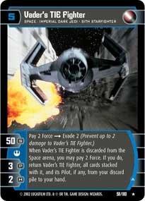 #58 Vader's Tie Fighter (A)