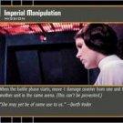 #56 Imperial Manipulation