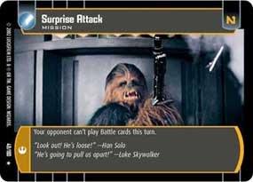#49 Surprise Attack