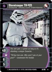 #46 Stormtrooper TK-421
