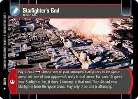 #45 Starfighter's End