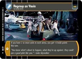 #43 Regroup on Yavin