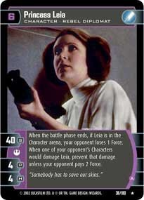 #38 Princess Leia (A)