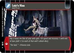 #24 Leia's Kiss