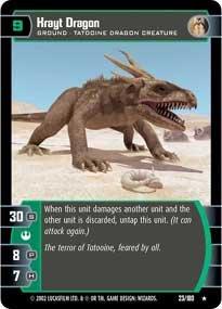 #23 Krayt Dragon