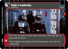 #57 Vader's Leadership