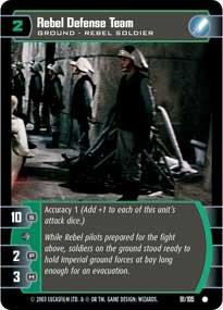 #91 Rebel Defense Team