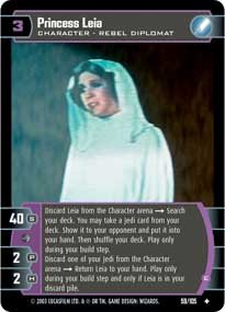#59 Princess Leia (E)