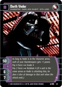 #41 Darth Vader (E)