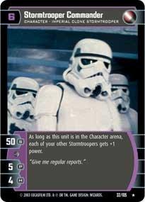 #32 Stormtrooper Commander