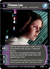 #27 Princess Leia (D)