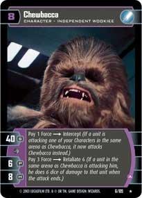 #6 Chewbacca (A)