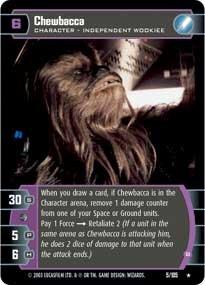 #5 Chewbacca (B)