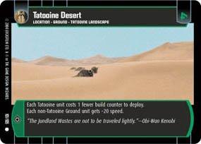 #101 Tatooine Desert