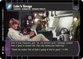 #87 Luke's Garage