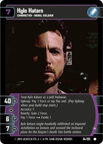 #84 Kyle Katarn (A)