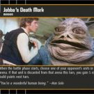 #82 Jabba's Death Mark
